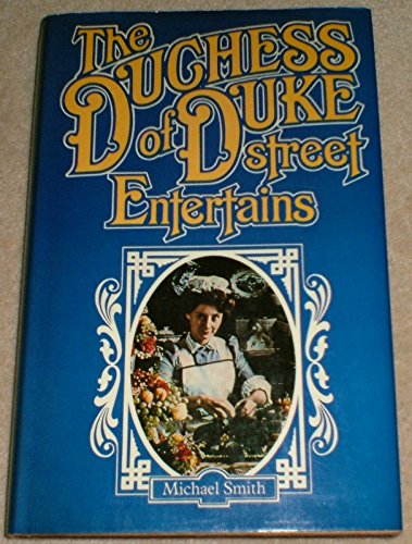 9780491022415: Duchess of Duke Street Entertains