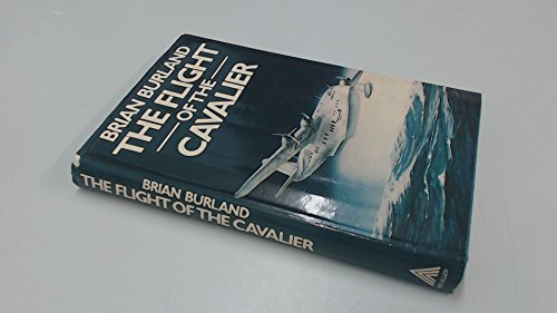 9780491023863: Flight of the Cavalier