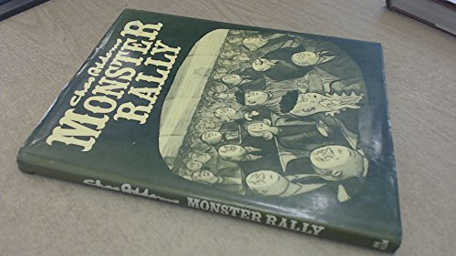 9780491024211: Monster Rally