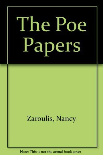 9780491024426: The Poe Papers