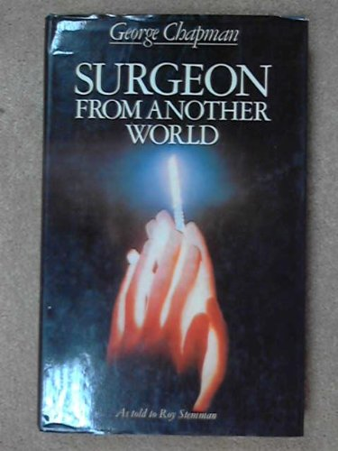9780491024846: Surgeon from Another World