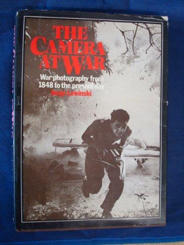 9780491024853: Camera at War