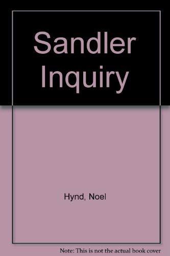 9780491024938: Sandler Inquiry