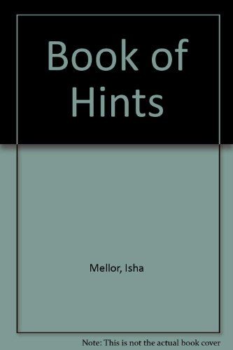 Book of Hints: Mellor, Isha