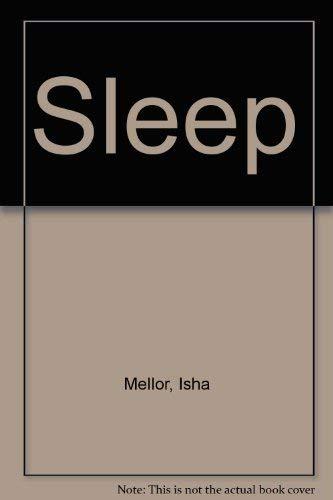 Sleep: Mellor, Isha