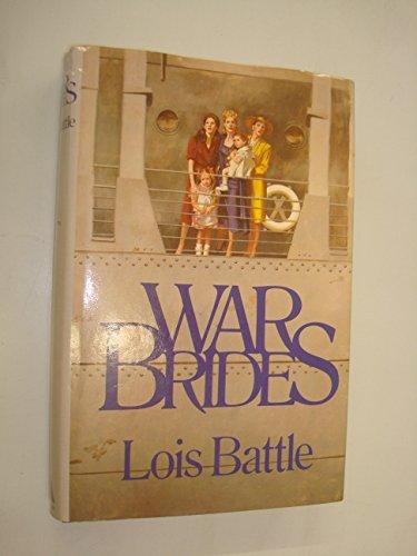 9780491027472: War Brides