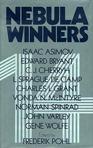 9780491027540: Nebula Winners: v. 14