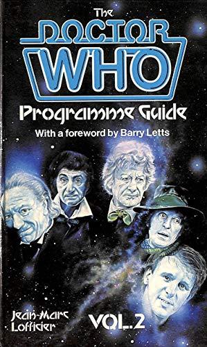 9780491028851: Doctor Who Programme Guide: v. 2