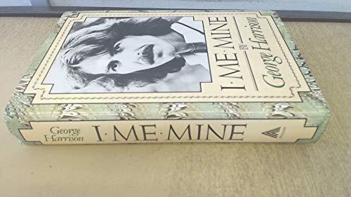 9780491028868: I Me Mine