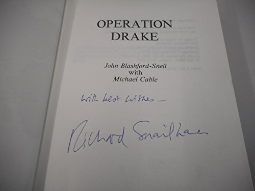 Operation Drake: Blashford-Snell, John
