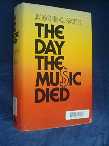 9780491029872: The Day the Music Died