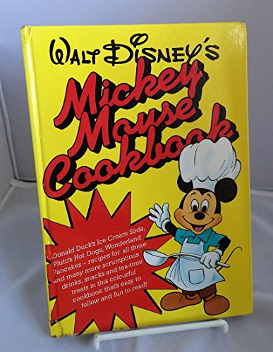 9780491029940: Mickey Mouse Cook Book