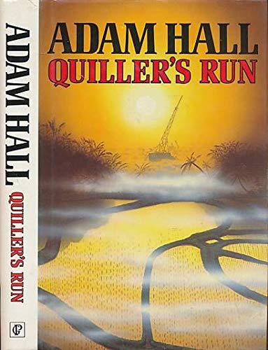 9780491030373: Quiller's Run