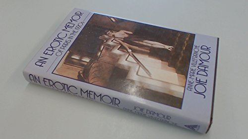 9780491030427: An Erotic Memoir of Paris in the 1920's