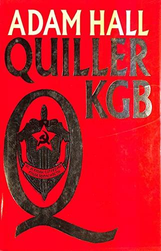 9780491030472: Quiller K. G. B.