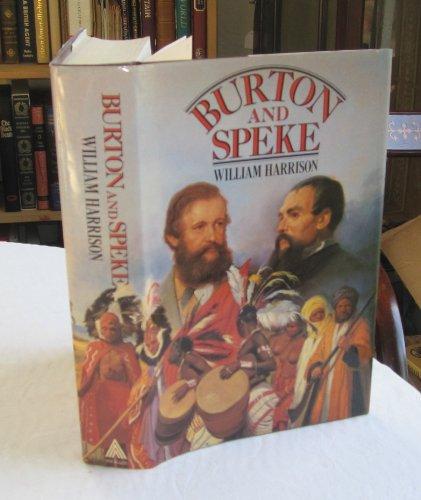 9780491030922: Burton and Speke