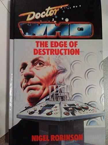 9780491031387: Doctor Who: Edge of Destruction