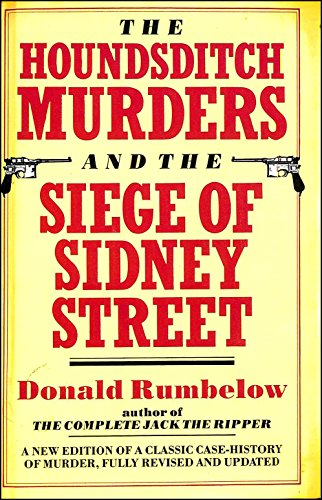 9780491031783: The Houndsditch Murders and the Siege of Sidney Street