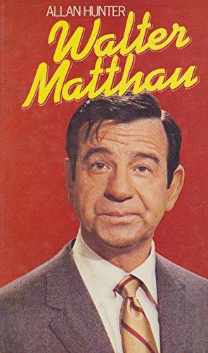 9780491033725: Walter Matthau