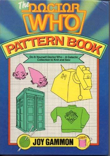 Doctor Who Pattern Book: Gammon, Joy