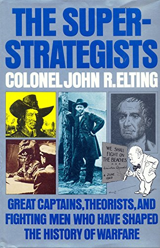 Superstrategists (0491034474) by John R. Elting
