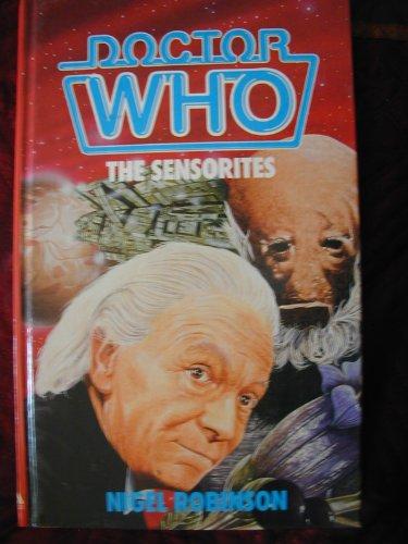 9780491034555: Doctor Who-Sensorites