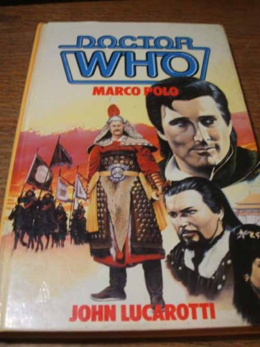 9780491034937: Doctor Who: Marco Polo