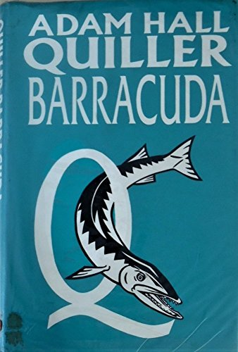 Quiller Barracuda (Quiller 14): Hall, Adam