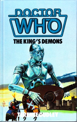 9780491036429: Doctor Who-The King's Demon