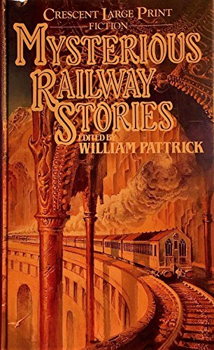 9780491037822: Mysterious Railway Stories