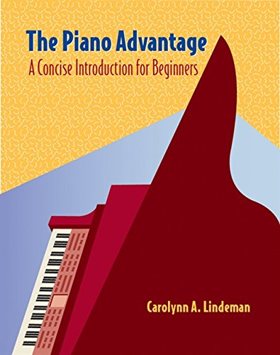 9780495001263: Cengage Advantage Books: The Piano Advantage: Concise Introduction for Beginners (with CD-ROM)