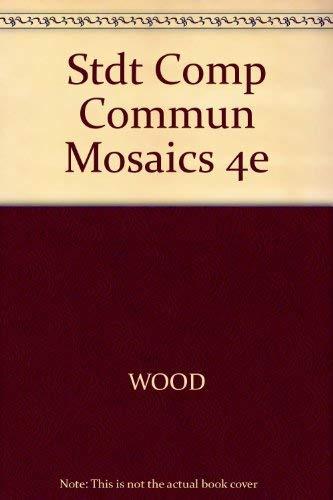 Student Companion to Communication Mosaics: Introduction to Field Communications: Edmonds, Leonard ...