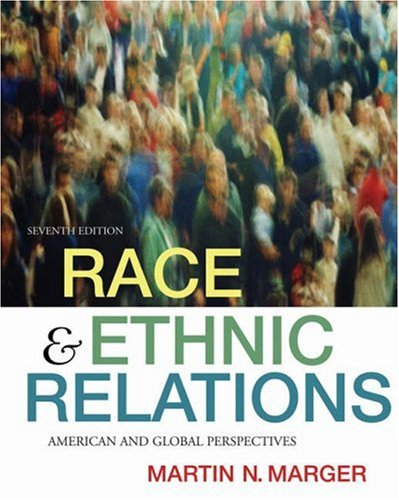 9780495003687: Race and Ethnic Relations