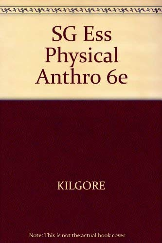 9780495003908: Essentials of Physical Anthropology (Study Guide)