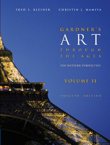9780495004806: Gardner's Art through the Ages: The Western Perspective, Volume II (with ArtStudy CD-ROM 2.1, Western)