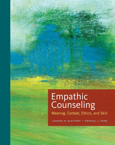 9780495004851: Empathic Counseling: Meaning, Context, Ethics, and Skill (Skills, Techniques, & Process)