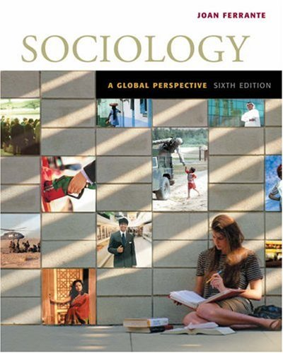 9780495005612: Sociology: A Global Perspective