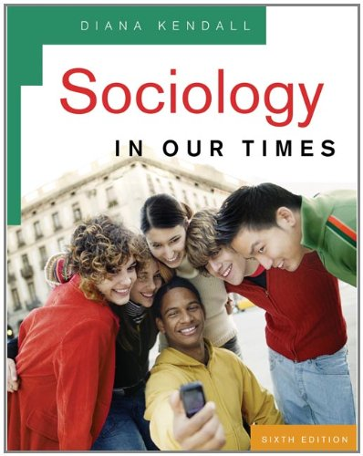 9780495006855: Sociology in Our Times (Available Titles CengageNOW)