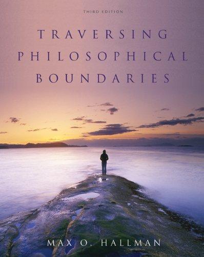 9780495007067: Traversing Philosophical Boundaries