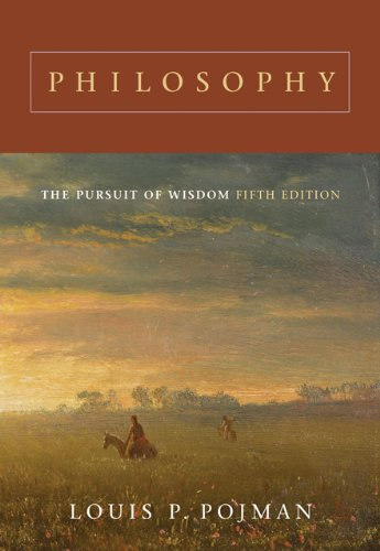 9780495007128: Philosophy: The Pursuit of Wisdom