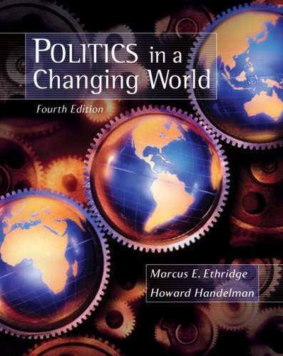 9780495007418: Politics in a Changing World
