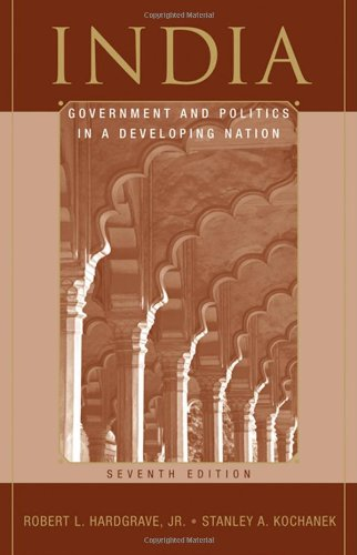9780495007494: India: Government and Politics in a Developing Nation
