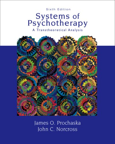 9780495007777: Systems of Psychotherapy: A Transtheoretical Analysis