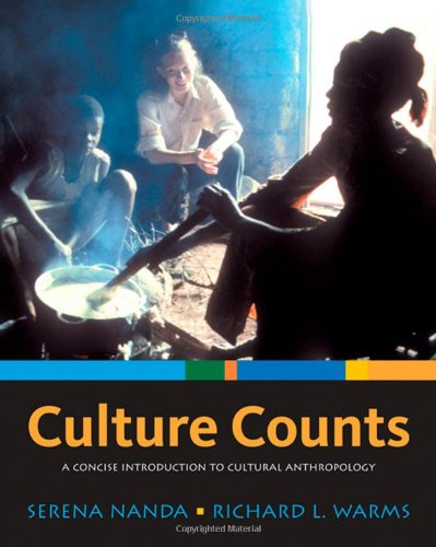9780495007876: Culture Counts: A Concise Introduction to Cultural Anthropology