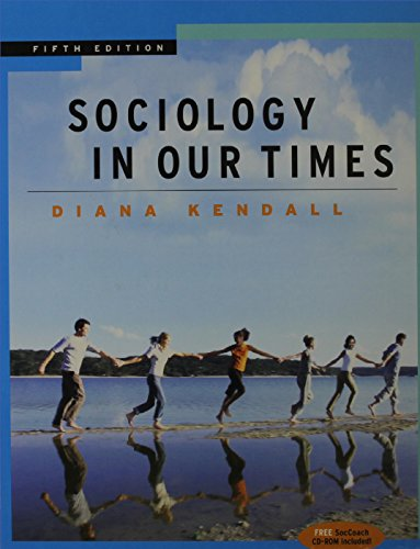 9780495008149: Sociology in Our Times, Revised (with CD-ROM and InfoTrac)