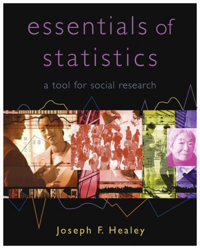 9780495009757: The Essentials of Statistics: A Tool for Social Research