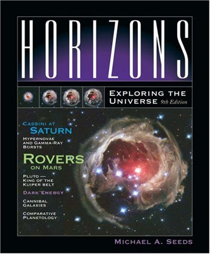 9780495010036: Horizons: Exploring the Universe (with TheSky CD-ROM, AceAstronomy™, and Virtual Astronomy Labs) (Available Titles CengageNOW)