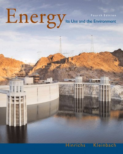 9780495010852: Energy: Its Use and the Environment (with InfoTrac)