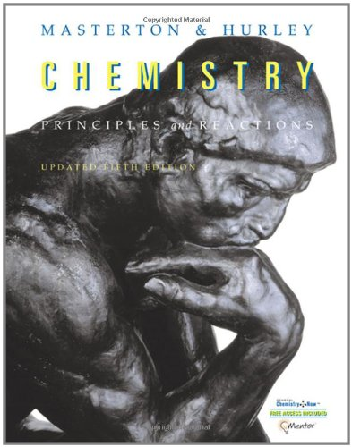 9780495011408: Chemistry Principles and Reactions