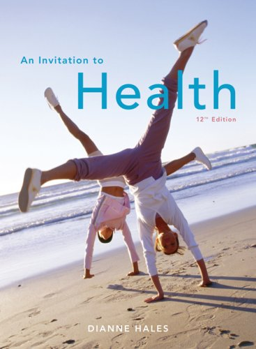 9780495011477: An Invitation to Health (12th Edition)